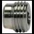 Verschlussschraube, Innensechskant, ohne Bund, G, ES 1.4571