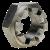 DIN 979 Kronenmuttern, niedrige Form