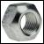 DIN 6925 Sechskantmutter mit Metallklemmteil