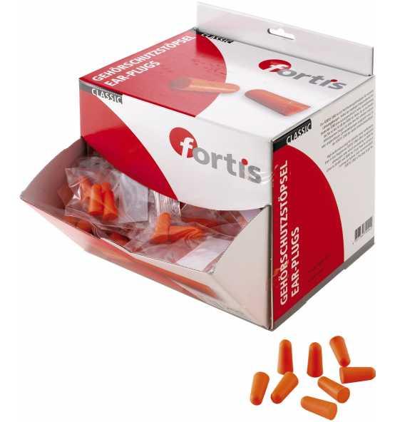 FORTIS Gehörschutzstöpsel Box 50x5 Paar Taschp. , Bild 5719 Detail