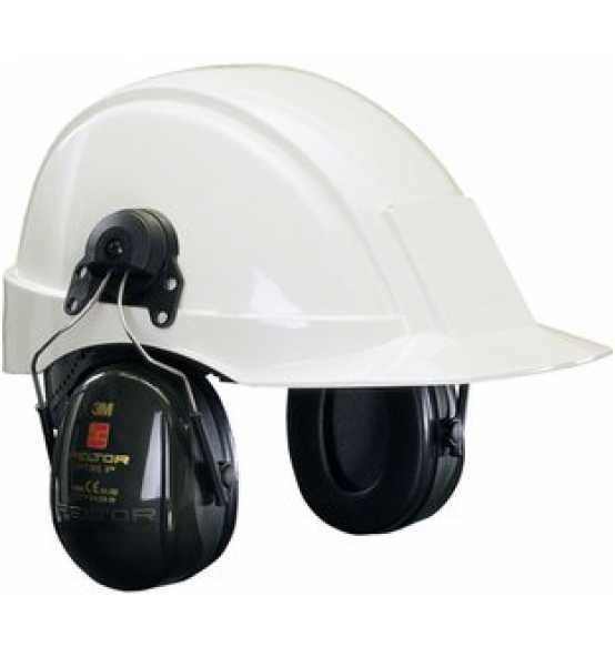 3M Gehörschutz Peltor Optime2 H520P3E,m.Helmbef, Bild 88162 Detail