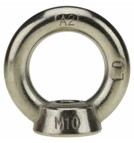 DIN 582 Ringmuttern