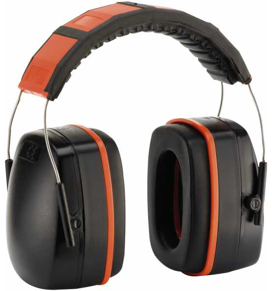 FORTIS Kapselgehörschützer, 32 dB, orange, Bild 8261 Detail