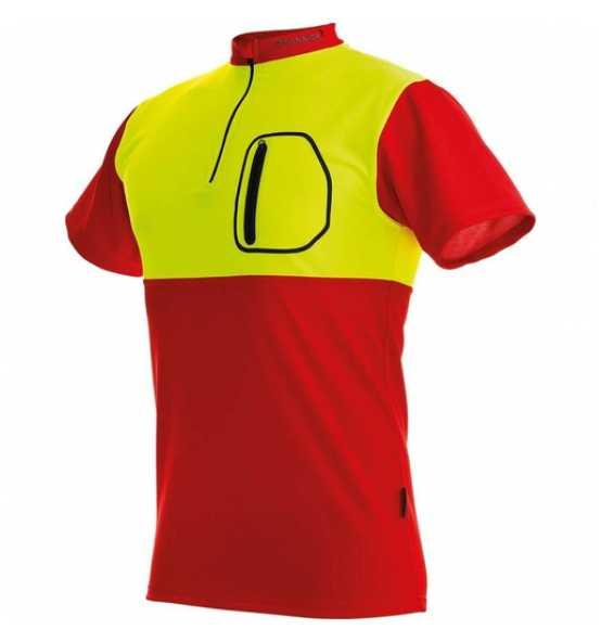Forst Zipp-Neck T-Shirt kurzarm, Bild 325855 Klein