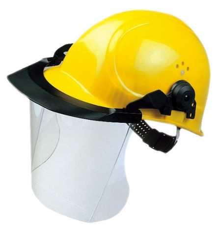 Kopf- und Gesichtsschutz