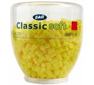 Refill-Aufsatz EAR Soft yel.Neons (a 500 Paar), Bild 88156 Detail