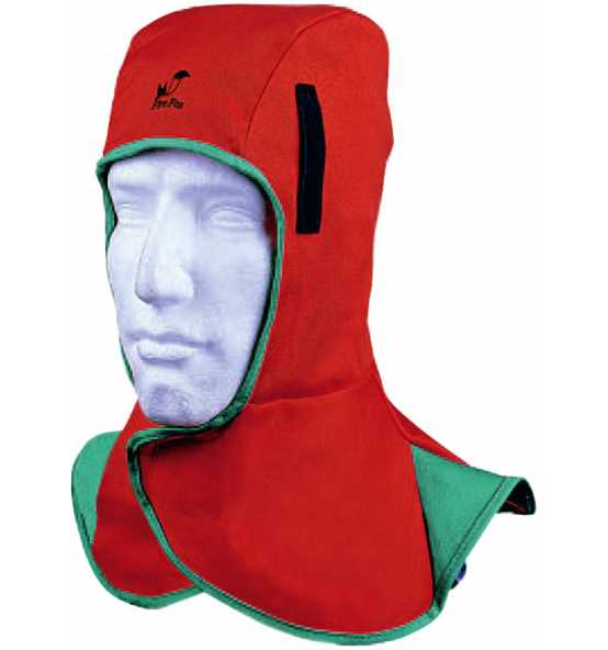 WELDAS® - Kopf- und Nackenschutz, Bild 22590 Klein