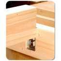 BB Balkenverbinder 70 x 150 x 3,0, Bild 165775 Thumbnail