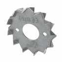 Einpressdübel D 62 zweiseitig Klein