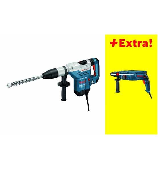 bohrhammer mit sds max gbh 5 40 dce mit bohrhammer gbh 2400 bei online kaufen. Black Bedroom Furniture Sets. Home Design Ideas