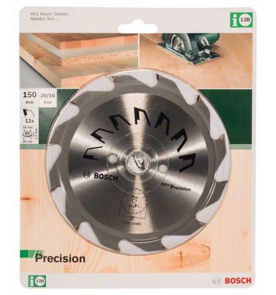 bosch-kreissaegeblatt-precision-diy-150-x-20-x-2-5-mm-12-p669676