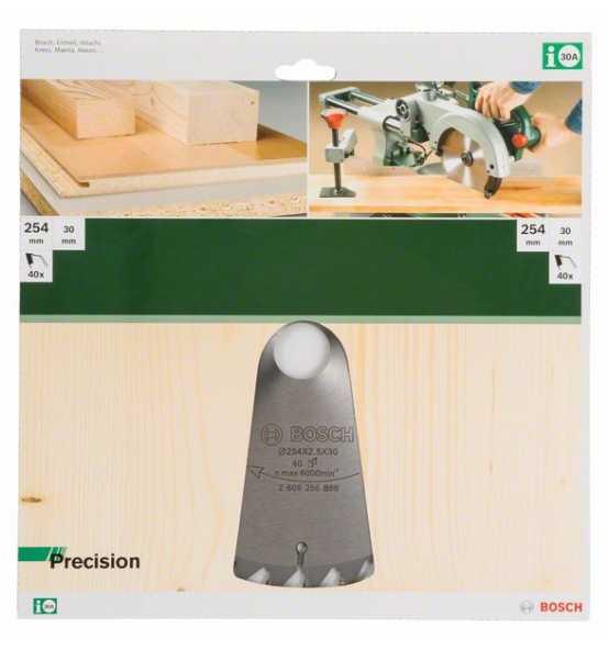 bosch-kreissaegeblatt-precision-diy-254-x-30-40-p669709