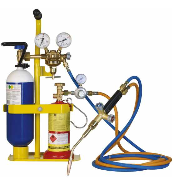coroplast-fritz-mueller-tragb-montage-hartloet-geraet-sauerstoff-propan-p2572