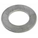 DIN 125 Scheiben, Form B, 10,5 (10,5x20x2) Stahl feuerverzinkt Klein