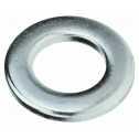 DIN 125 Scheiben, Form B, 4,3 (4,3x9x0,8) Stahl galvanisch verzinkt Klein