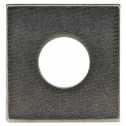 DIN 434 Scheiben für U-Träger, 11, keilförmig 8%, Vierkant,  A4 blank Klein