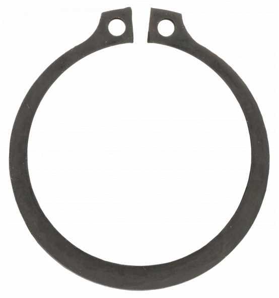 Reidl Sicherungsringe f/ür Wellen 13 x 1 mm DIN 471 Stahl blank 200 St/ück