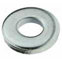 DIN 7349 Scheiben 15 x 36 x 6, für Schrauben mit schweren Spannstiften, Stahl galv. verzinkt farblos Klein