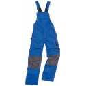 EXCESS Arbeitslatzhose CHAMP, blau/grau, Größe 52 Klein