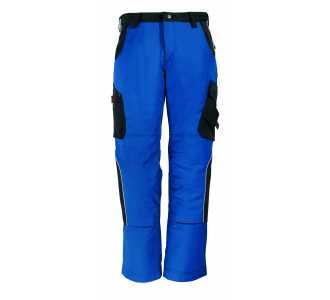 FORTIS Herrenlatzhose 24 blue-red Gr 32 Airsoft