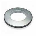 ISO 7089 Scheiben 6 (6,4x12x1,6), 200 HV, Form A flach ohne Fase, A 5 blank Klein