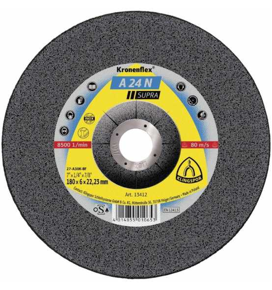 klingspor-a-24-n-schruppscheiben-180-x-8-x-22-23-mm-gekroepft-p11962