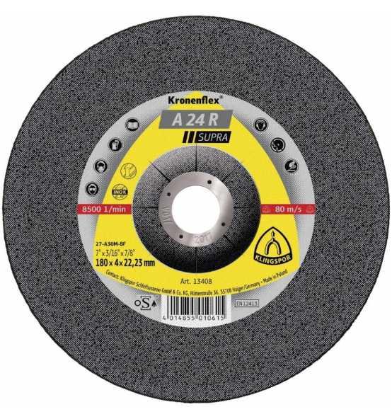 klingspor-a-24-r-schruppscheiben-230-x-6-x-22-23-mm-gekroepft-p11996