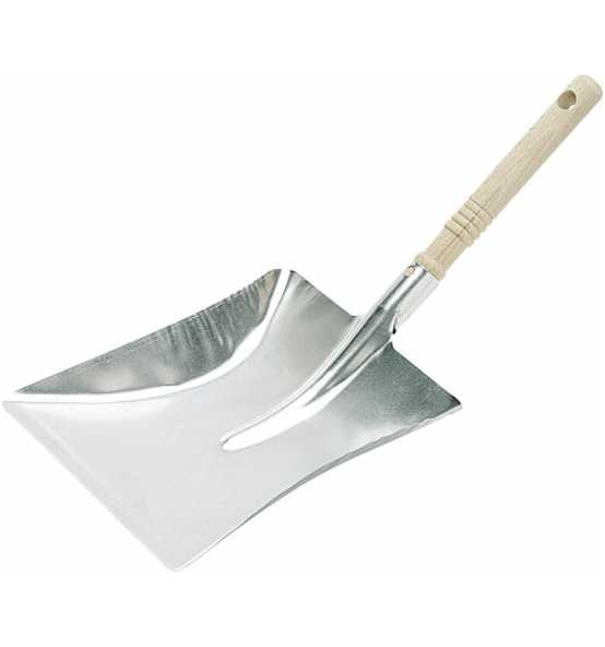 noelle-profi-brush-noelle-metall-kehrschaufel-verzinkt-mit-holzgriff-p12588