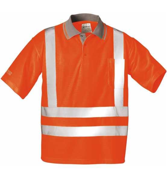 huge discount 3594d 542dc Safestyle Warnschutz-Poloshirt Uwe 3XL orange