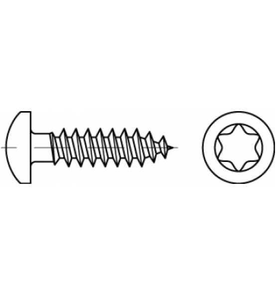 spanplattenschrauben-4x50-stahl-galv-verzinkt-farblos-halbrundkopf-torx-p164909