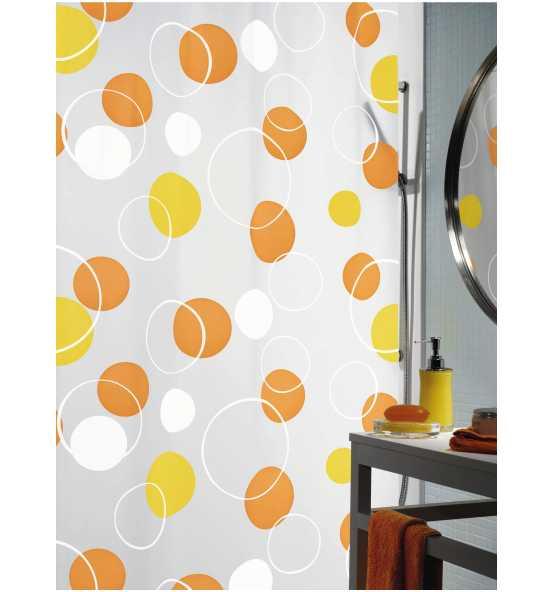 spirella-duschvorhang-bubble-black180x200-vinyl-peva-p7697