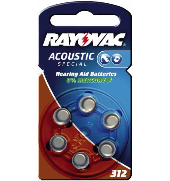varta-rayovac-knopf-acoustic-s-312-6-er-blister-p3804
