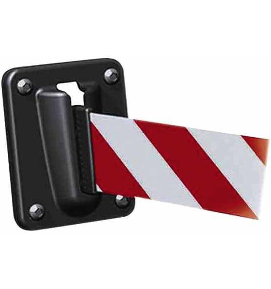 wandclip-magnetisch-kunststoff-schwarz-strecke-p406