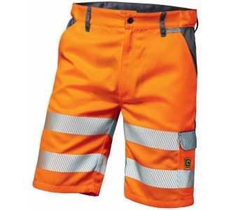 Warnfleecejacke Benedikt orange-marine Gr Airsoft Bekleidung & Schutzausrüstung XXXL